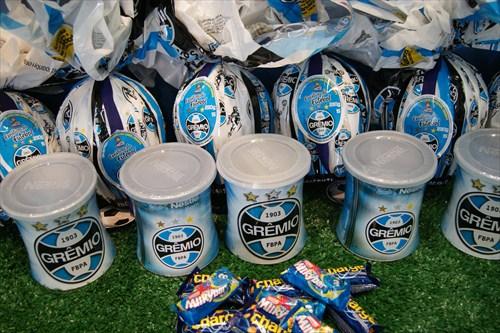 A Grêmiomania também tem seus ovos para essa Páscoa (Foto Divulgação: Grêmiomania)