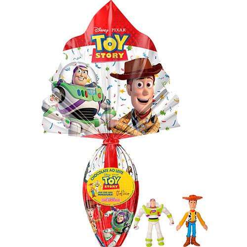 Ovo de Páscoa Toy Story com Brinde Boneco Miniatura 160g- D'elicce(Foto Divulgação: Americnas)
