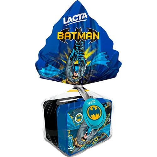 Ovo de Páscoa Batman Ao Leite com Brinde Lancheira 100g (Foto Divulgação: Americnas)