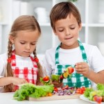 Dieta infantil, dicas, cardápio