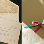 Invista em envelopes diferentes (Foto: Divulgação)