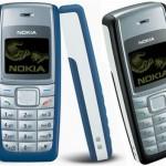 Nokia 1110 - 150 milhões de unidades (Foto: Divulgação)