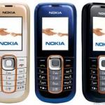 Nokia 2600/2610/2626/2630 - 130 milhões de unidades (Foto: Divulgação)