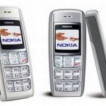 Nokia 1600/1650/1661 - aproximadamente 130 milhões (Foto: Divulgação)
