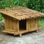Casinha de bambu. (Foto:Divulgação)