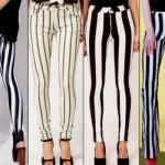 Calça listrada preto e branco: como usar, dicas