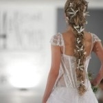 Penteados com tranças para noivas