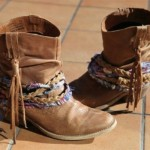 Customizar botas: dicas