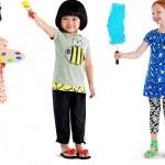 Marcas importadas de roupa infantil