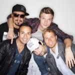 Os Backstreet Boys em 2012. (Foto:Divulgação)