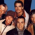 O grupo Backstreet Boys é um ícone dos anos 90. (Foto:Divulgação)