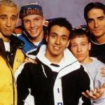 Os Backstreet Boys  influenciaram muitos outros grupos. (Foto:Divulgação)