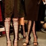 Modelos de sandálias para o inverno 2013