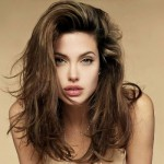 Angelina Jolie começou atuar quando ainda era criança.  (Foto:Divulgação)