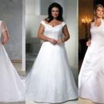 Como escolher vestido de noiva plus size
