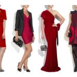 Vestido vermelho: dicas, como usar