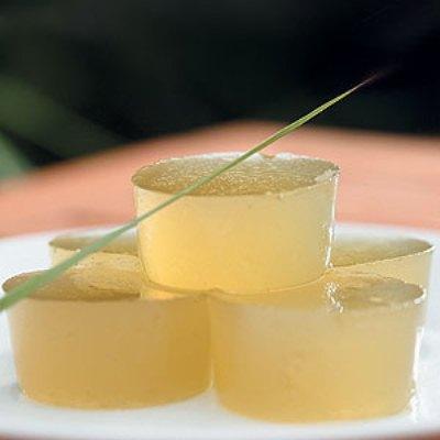 A gelatina contém colágeno e, por isso, é usada em muitas receitas de beleza (Foto: Divulgação)