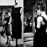 O vestido tubinho se consagrou no corpo de Audrey Hepburn. (Foto:Divulgação)