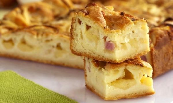 Torta Salgada deliciosa e fácil de fazer (Foto: Divulgação MdeMulher)