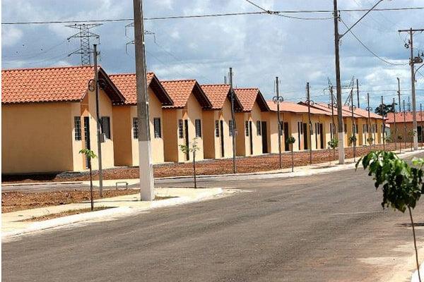 """O Programa """"Minha Casa, Minha Vida"""" existe desde 2009. (Foto:Divulgação)"""