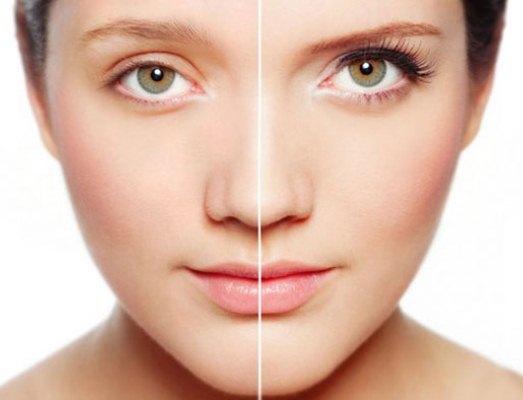 A diferença que os cílios postiços dão aos olhos é muito grande (Foto: Divulgação)