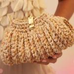 As bolsas em crochê também podem ser usadas. (Foto: divulgação)