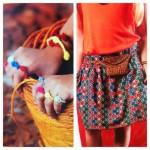 Os acessórios em crochê estão entre as tendências da moda. (Foto: divulgação)