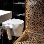 Veja algumas sugestões para decorar o seu lavabo de forma inovadora e moderna (Foto: Divulgação)