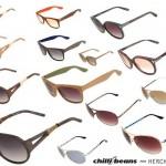 Óculos de sol de Herchcovitch