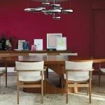 Cor Burgundy na decoração: dicas, ideias
