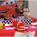 O filme Carros é uma ótima inspiração para decorar o aniversário de um menino. (Foto:Divulgação)