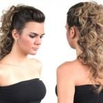 Os cachos definidos se destacam no penteado. (Foto:Divulgação)