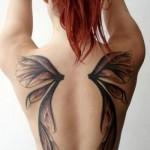 Tatuagem de sas. (Foto:Divulgação)