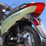 A Biz é um dos modelos mais bem sucedidos da Honda em território nacional. (Foto: Divulgação).