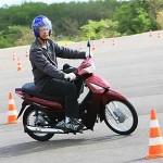 A moto está disponível no mercado a partir do preço sugerido de R$4.790,00. (Foto: Divulgação).