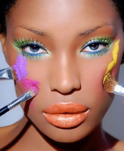 Certas cores combinam mais com pele negra (Foto: Divulgação)
