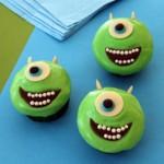 Cupcakes 'Monstros S/A'. (Foto:Divulgação)