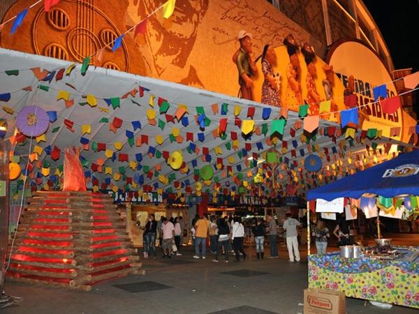 Festas Juninas no Rio de Janeiro em 2016 (Foto: Divulgação)