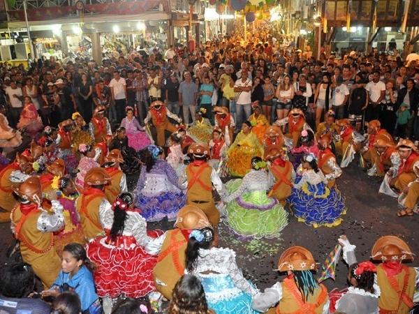 As festas juninas no RJ se estendem até o mês de julho (Foto: Divulgação)