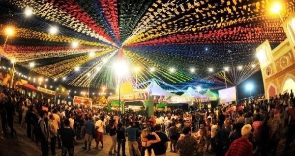 O Rio de Janeiro tem ótimos arraiás com brincadeiras e show de festa junina (Foto: Divulgação)