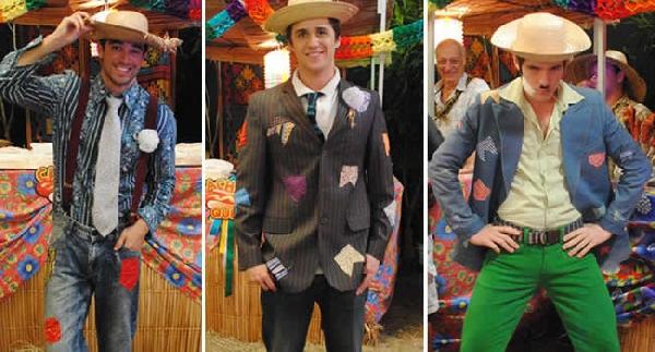 A customização da roupa do noivo deixa o visual perfeito para a ocasião (Foto: Divulgação)