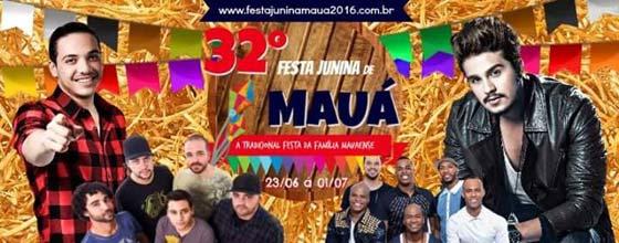 32° Festa Junina Mauá (Foto: Divulgação)