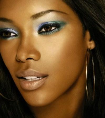 Verde e azul estão entre as cores que destacam a pele negra (Foto: Divulgação)