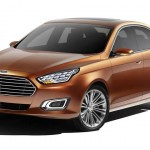 A Ford não deu mais infirmações sobre o novo Escort (Foto: Divulgação)