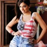 Anitta valoriza as principais tendências de moda.  (Foto:Divulgação)