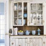 Armário de cozinha antigo. (Foto:Divulgação)
