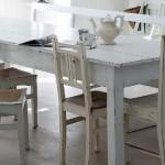 Mesa antiga para cozinha.  (Foto:Divulgação)