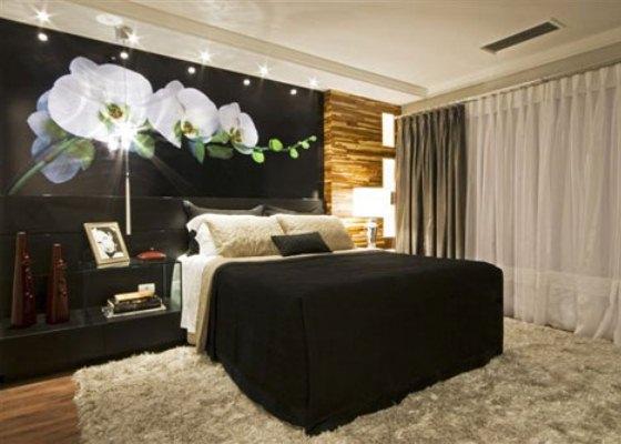 Adesivos de parede para quarto de casal dicas, fotos ~ Adesivos De Parede Para Quarto Manaus