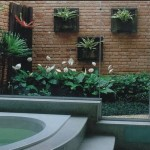 Jardins de inverno com a disposição de plantas pendentes também é uma sugestão muito viável (Foto: Divulgação)