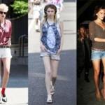 Aposte nos shorts curtos em várias combinações. (Foto: divulgação)
